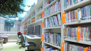Download Shirley Library, West Midlands, UK Video