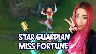 Download New Star Guardian Miss Fortune Gameplay - WTF ORNN - League of Legends PBE Video