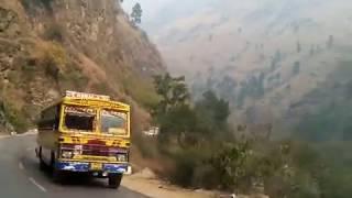 Download kullu manali raste ki gufa/ कुल्लू मनाली के रास्ते की गुफ़ा Video