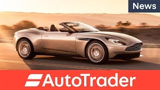 Download Say hello to the 2018 Aston Martin DB11 Volante Video