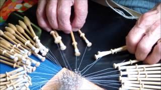 Download Bruges, Belgium - Art of Lace Making Video