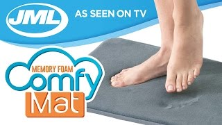Download Memory Foam Comfy Mat from JML Video