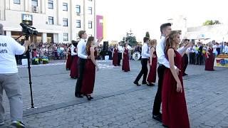 Download Потрясающий вальс выпускников Лицей Славутич 2017 Video