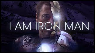 Download One Marvelous Scene - I Am Iron Man Video