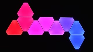 Download Nanoleaf Aurora Smart Lighting: Demo Video