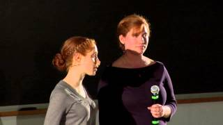 Download Recovering hope in the fight with an eating disorder: Katie & Sarah Comeau at TEDxFitchburgStateU Video