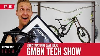 Download Pimp Your Bike Cave This Christmas + Doddy's New MTB | GMBN Tech Show Ep. 46 Video