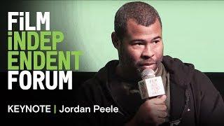 Download Jordan Peele GET OUT keynote | 2017 Film Independent Forum Video