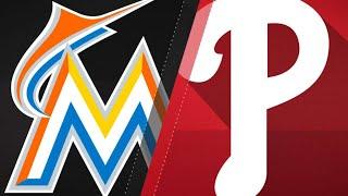 Download Hernandez's homer leads Phillies to 5-4 win: 9/15/18 Video