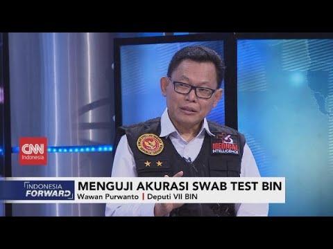 Menguji Akurasi Swab Test BIN