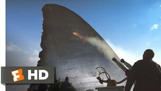Download Mega Shark vs. Crocosaurus (1/10) Movie CLIP - Shark Sinks Ship (2010) HD Video