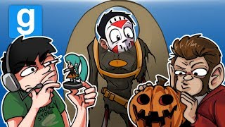 Download Gmod Ep. 66 PROP HUNT! - HALLOWEEN 2018 EDITION! (Garry's Mod Funny Moments) Video