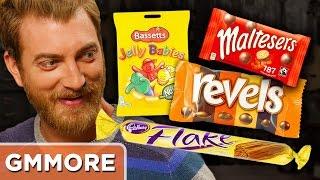 Download British Candy Taste Test Video