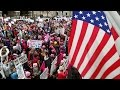 Download Women's March Sights and Sounds Video
