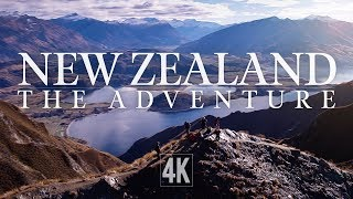 Download New Zealand - 'The Adventure' by Drone (4K) Video