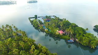 Download Temple in an Island   kerala tourism Video