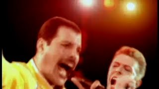 Download Queen & David Bowie - Under Pressure (Classic Queen Mix) Video