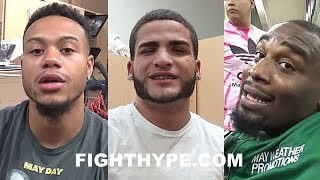 Download TMT FIGHTERS EXPLAIN WHY 8 OZ. GLOVES FAVOR MAYWEATHER KNOCKING OUT MCGREGOR Video