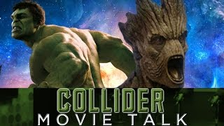 Download Groot Vs The Hulk Coming Says Vin Diesel - Collider Movie Talk Video