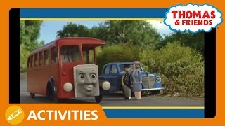 Download Who Can Take Them? | Play Along | Thomas & Friends Video