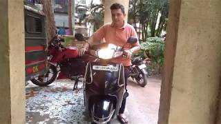 Download How to install Pass light switch in Honda Activa 3g. Video