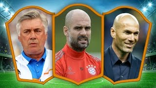 Download Greatest Footballers Turned Managers XI Video
