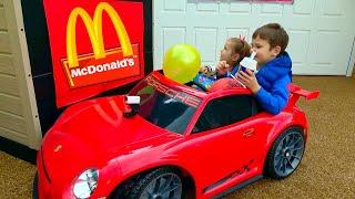 Download MaGiC McDonalds превратил настоящую еду в ... Мэджик МакДональдс turn real food in gummy Video