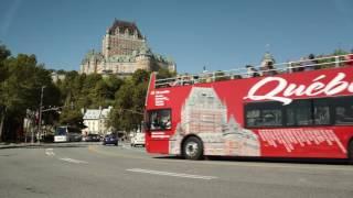 Download Québec City in Summer – Your Best Vacation Destination Video