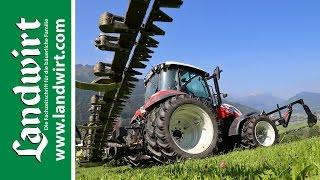 Download Doppelmesser Schmetterling Seco Duplex von BB-Umwelttechnik | landwirt Video