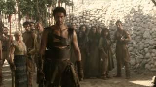 Download Khal Drogo vs Mogo Game of Thrones 1x08 mp4 Video