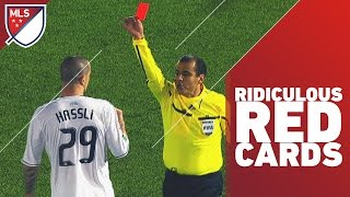 Download Most Ridiculous Red Cards in MLS Video