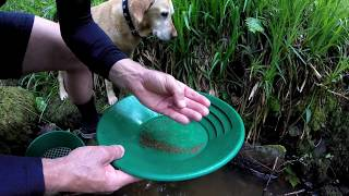 Download Gold Panning in a stream on the Lleyn peninsula - Gold Rush UK (2018) episode 17 Video