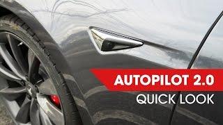 Download Tesla Autopilot 2.0 - Quick Look Video