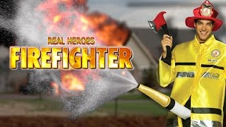 Download BURNING SENSATION - Real Heroes: Firefighter Gameplay Video