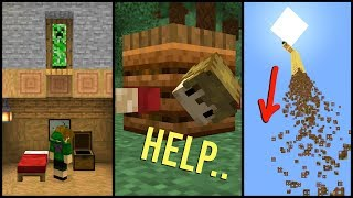 Download 50 Ways To Mess With Your Friends In Minecraft Video
