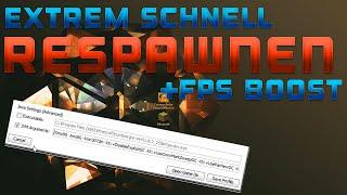 Download EXTREM SCHNELL RESPAWNEN + FPS BOOST | OP-BedWars Trick [Tutorial] Video