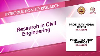 Download Research in Civil Engineering Video