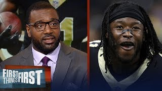 Download Chris Canty on Alvin Kamara's 'disrespectful' comments about the Eagles | NFL | FIRST THINGS FIRST Video