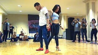 Download Daniel y Desiree Master Class Demo : 2016 Grizzly Dance Festival Video