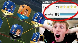 Download I GOT A 194 FUT DRAFT!!! *WORLD RECORD* - FIFA 17 Video