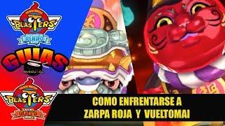 Download [Guía] Cómo enfrentarse a ZARPA ROJA y VUELTOMAI - Yo-kai Watch Blasters Video