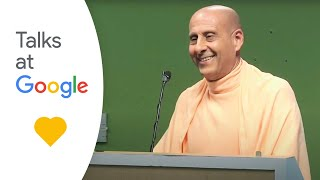 Download Radhanath Swami: ″Consciousness: The Missing Link″ | Talks at Google Video