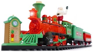 Download Holiday Express Christmas Train 2016 Video