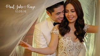 Download Paul Jake Castillo and Kaye Abad On Site Wedding Film by Nice Print Photography Video