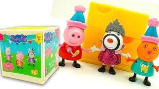 Download Свинка Пеппа сюрприз коробка. Игрушкин ТВ Video