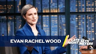 Download Evan Rachel Wood Calls Westworld the Acting Olympics Video