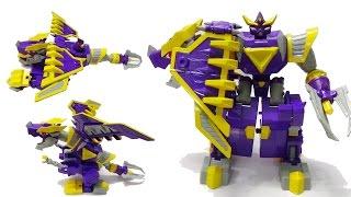 Download Robot siêu nhân biến hình Rồng Mưu Mẹo - Robot Bất Bại - Tên Lửa Rồng Đen Video