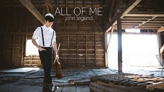 Download All of Me - John Legend - Violin and Guitar Cover - Daniel Jang Video