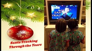 Download Santa Tracking on Christmas Eve Video