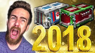 Download THE NEW YEARS DAY CRATE BATTLE! Video